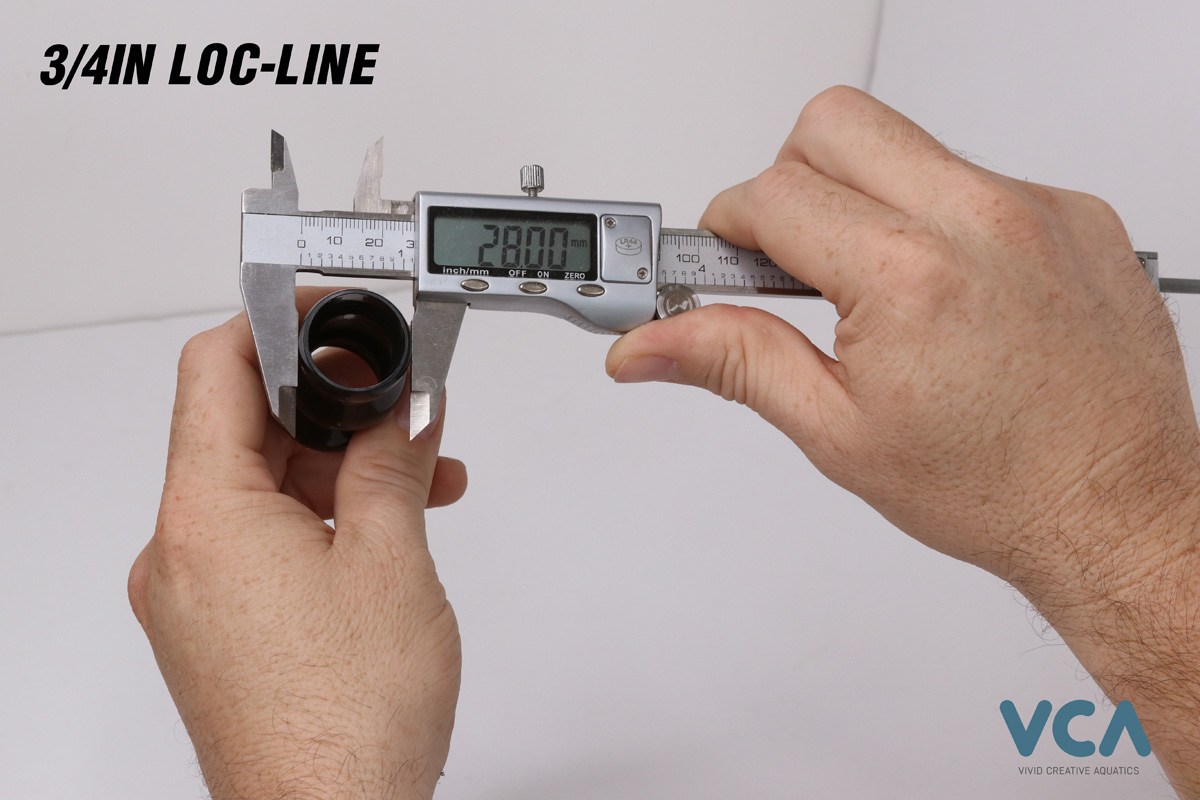 3/4in Loc-line