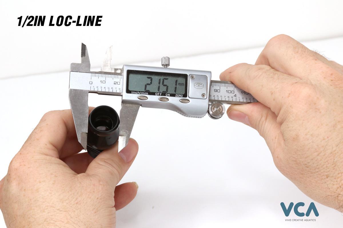 1/2in Loc-line