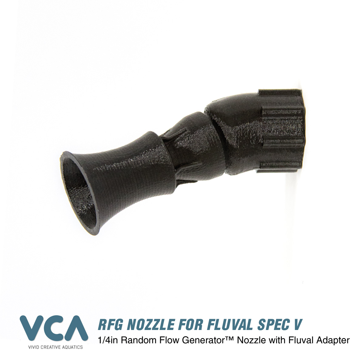 1/4in Random Flow Generator for Fluval Spec V - RFG025-FSV